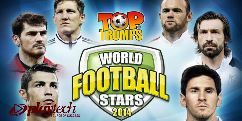 World Football Stars 2014 Playtech