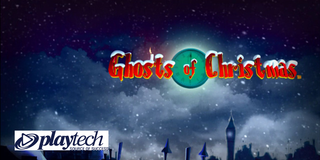 Ghosts of Christmas slot online